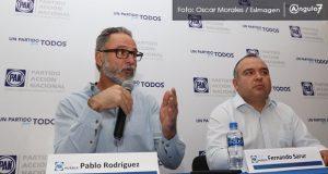 PAN no repetiría alianza con PRD y MC para extraordinaria: Regordosa. Foto: EsImagen