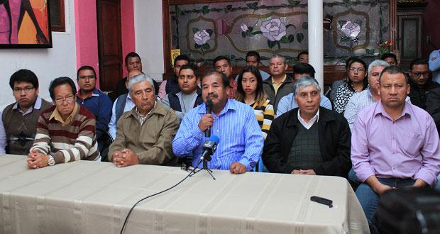 Panistas de zona metropolitana apoyan a Babosa para gubernatura