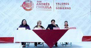 Presenta programa para Día Internacional de la Mujer en San Andrés