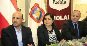 Puebla y Estiria impulsarán movilidad e industrias creativas y verdes