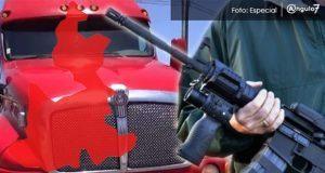 En enero, robo en carreteras de Puebla sube 103%; es segundo con 244 denuncias