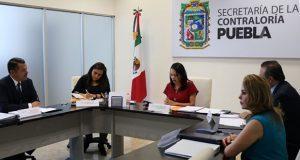 SEA analiza avance en transparencia de funcionarios poblanos