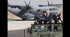 Sedena administrará Santa Lucía y renta irá a finanzas de Ejército