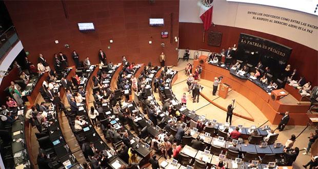En Senado, bancadas acuerdan ir por Guardia Nacional con mando civil