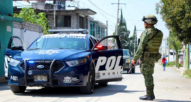 Ssptm reforzará vigilancia durante comicios en 8 juntas auxiliares