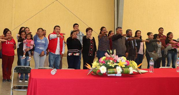 Tepexi elige Consejo de Participación Social en Educación