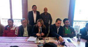 Transportistas insisten en aumentar pasaje y acusan corrupción