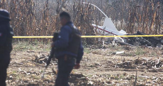 Declaré en FGE por accidente de helicóptero en Puebla: Chedraui