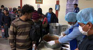 En Puebla, albergue atiende a 160 migrantes centroamericanos: SGG