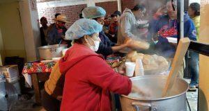 SGG atiende a 234 migrantes centroamericanos en dos albergues