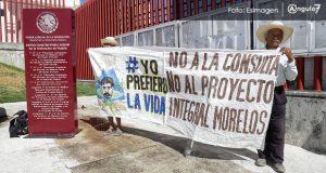 Comunidades de Puebla y 2 estados interponen amparo contra Proyecto Morelos