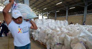 Oposición de Venezuela pide apoyo para ingresar ayuda humanitaria