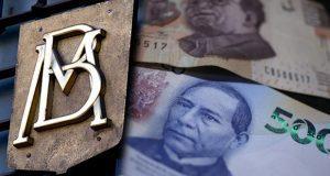 Banxico baja a 1.1-2.1 pronóstico de crecimiento económico de 2019