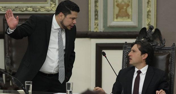 Biestro y JJ ahora chocan por cambios de personal en el Congreso