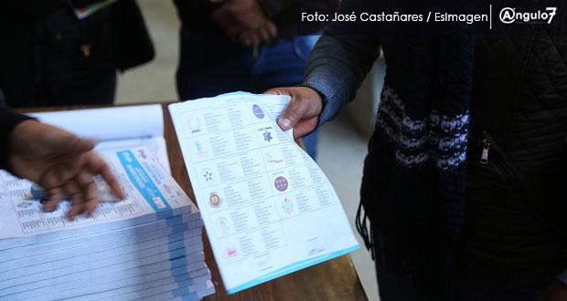 Conoce las 59 planillas que van por 8 juntas auxiliares sin alcalde en Puebla