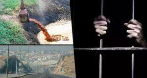Proponen en Congreso local castigar con cárcel a empresarios que contaminen