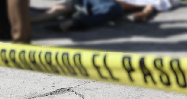 Encuentran cadáver de hombre maniatado y ejecutado en Texmelucan
