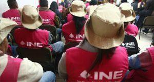 INE en Puebla, lanza convocatoria para supervisores y capacitadores