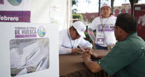 consulta sobre PIM en San Pedro Cholula