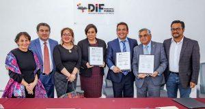 DIF municipal, Ssptm y UPN buscan prevenir la violencia en Puebla