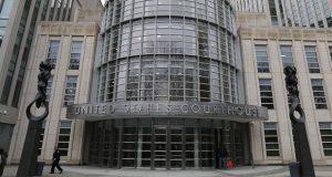 """Arrestan a supuesto familiar de """"El Chapo"""" durante juicio en EU"""