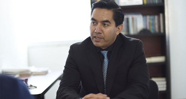 Criminología busca prevenir para garantizar la paz: experto de BUAP