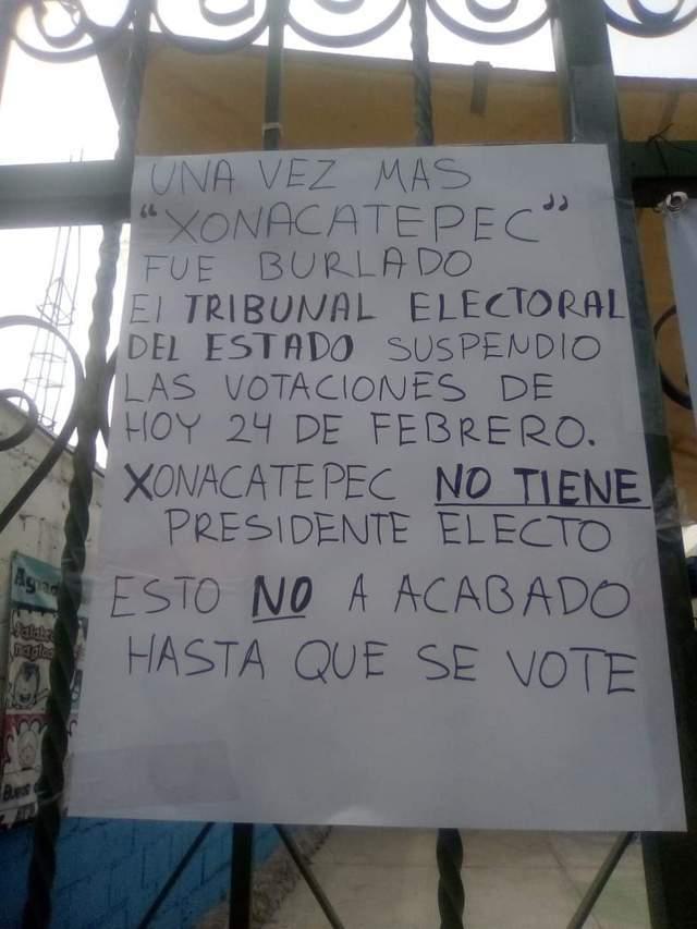 En 3 juntas auxiliares se quedan sin elecciones; en las otras 5 continúa