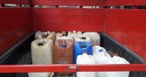 PF y Policía Estatal de Puebla aseguran gasolina y droga en 7 días