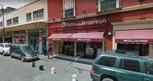 """Ciudadano denuncia intento de robo en CH y agresiones físicas de """"ambulantes"""""""