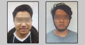 FGE vincula a proceso a sujetos acusados por robo de autos