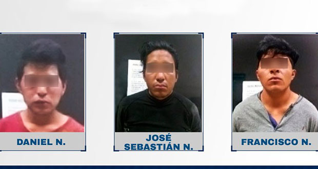 Procesan a tres por agredir a policías en Granjas de San Isidro