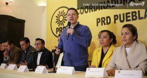 PRD duda aliarse con PAN y promete candidato a gobernador ciudadano