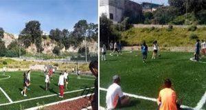 Fnerrr fomenta deporte con torneo de futbol entre secundarias y bachilleres