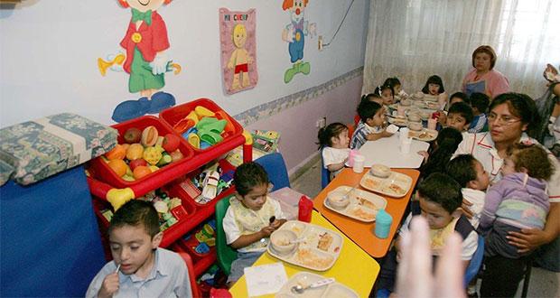 CNDH urge a gobierno mantener presupuesto para estancias infantiles