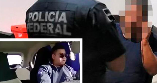 Hallan vivo en Veracruz a federal que habrían secuestrado en Puebla