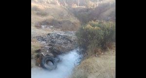 Por fuga de gas LP en Amozoc, evacuan a vecinos y escuelas cercanas