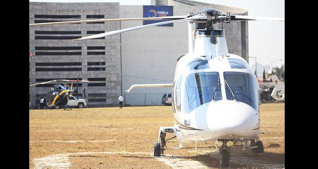 Gobierno cumple sueño de Hannia y realiza vuelo en helicóptero
