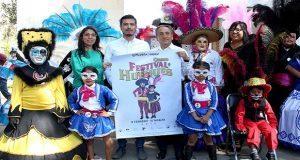 Quinto Festival de Huehues, del 8 de febrero al 17 de marzo