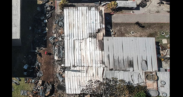 Incendio en instalaciones del club Flamengo sub-15 deja 10 muertos