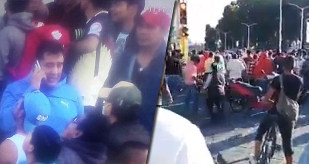 9 denuncias tras intento de linchamiento en Huejotzingo