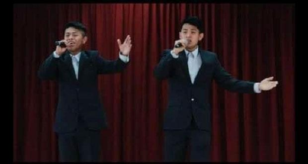 Con la educación podremos tener una vida mejor, asegura cantante