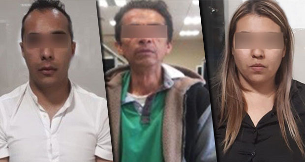 Procesan a tres asaltantes de Coppel en San Martín y Puebla capital