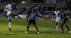 Lobos BUAP se despide de la Copa MX con empate en Zacatecas