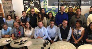 Genoveva Huerta debe abrirse a la militancia para evitar desbandada: panistas