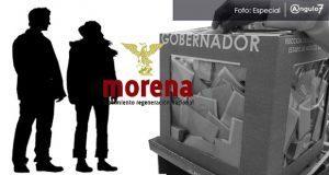 Sin importar candidato, 47% votaría por Morena a la gubernatura de Puebla