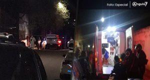Balacera en Texmelucan deja 1 muerto; en Clavijero dejan cuerpo de levantado