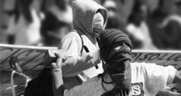 Pelea entre dos bandas delincuenciales deja un herido en Ocoyucan