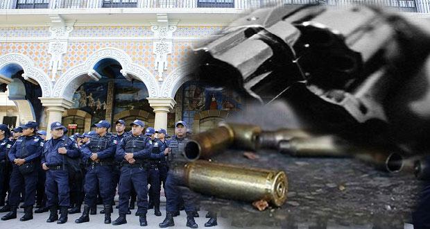 En pocas horas, agreden a policías de Tecamachalco y Tlacotepec; hay 3 heridos
