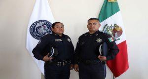 Ssptm evita suicidio de hombre en colonia Granjas Puebla