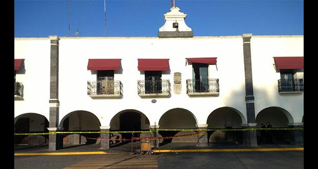 Acusan a Comuna de Huejotzingo de hostigar a periodista